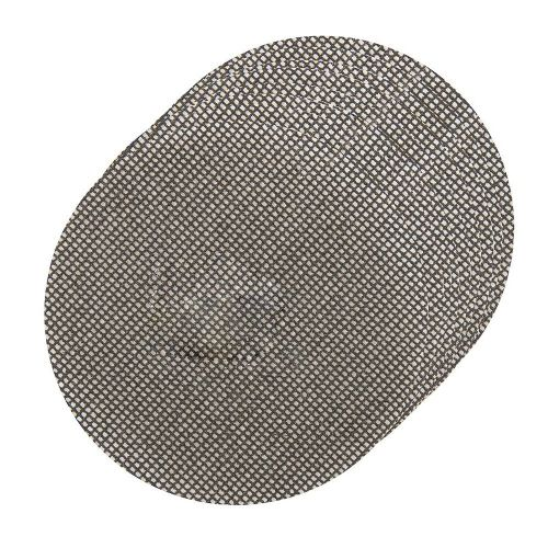 10 Pack Silverline 711692 Hook & Loop Mesh Sanding Discs 115mm Assorted Grit